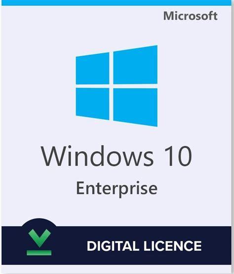 Microsoft Windows 10 Enterprise Product Key – Activation ...