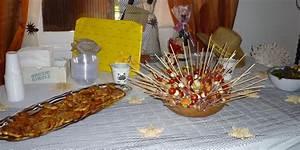 Idee Deco Table Anniversaire 70 Ans : decoration de table pour buffet froid ~ Dode.kayakingforconservation.com Idées de Décoration