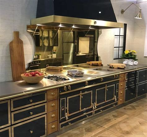 142 best images about la cornue kitchens on electric oven copper and stove