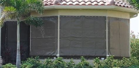 fabric storm panels hurricane protection   home todays homeowner