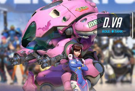 overwatch mei genji  dva offgamers blog