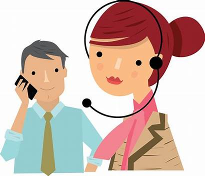 Phone Service Receptionist Answering Answer Calls Virtual