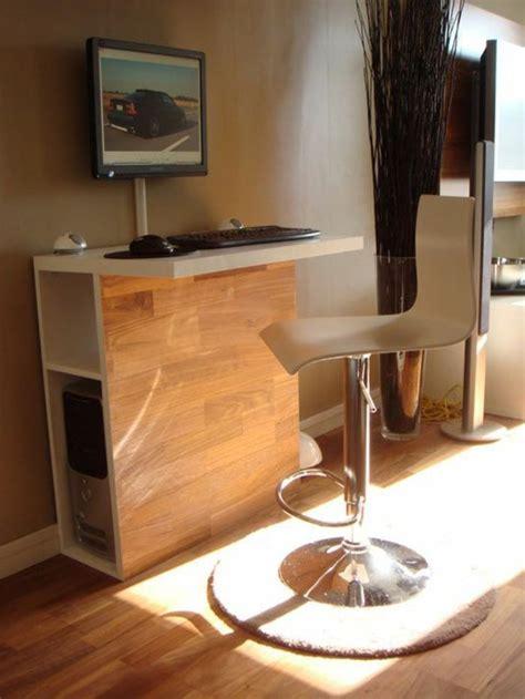 bureau en bois moderne les 25 meilleures idées de la catégorie meuble ordinateur