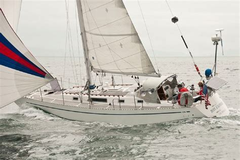 Nordic Boat Standard Mast by 1981 Nordic 40 Boats Yachts For Sale