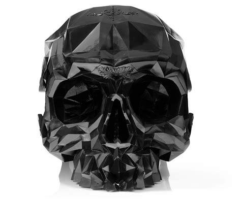 chaise tete de mort skull armchair executes a brilliant design for