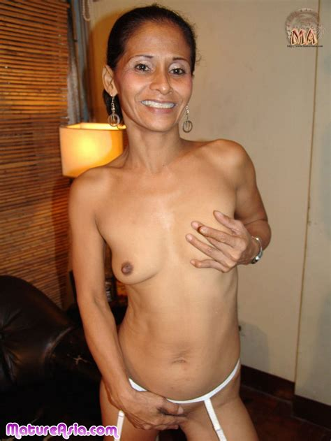 Skinny And Cute mature Filipina Juliet