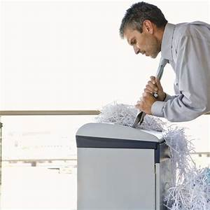 what are the dangers of a paper shredder your business With do it yourself document shredding