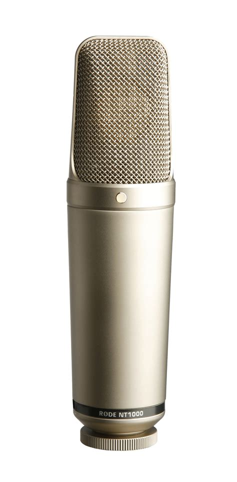 rode microphone rode nt1000 studio condenser microphone new
