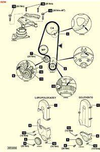 Solved  Need An Engine Diagram Of Vw Golf 1996