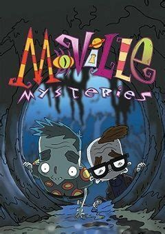moville mysteries  cartoons   anime
