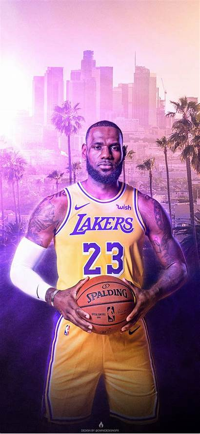 Lebron James Wallpapers Lakers Iphone Aesthetic Max