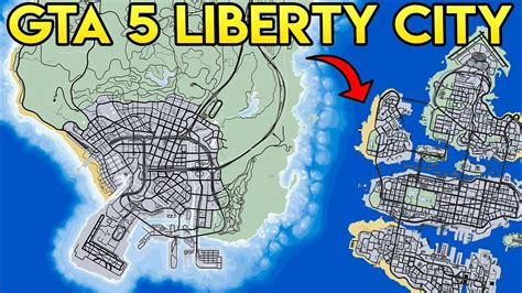 Liberty City Map Expansion Coming To Gta Online For Gta 4