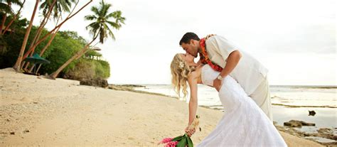 fiji wedding packages  inclusive destination weddings