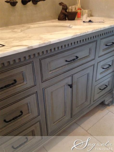 stained bathroom cabinets best 25 gray stained cabinets ideas on Grey