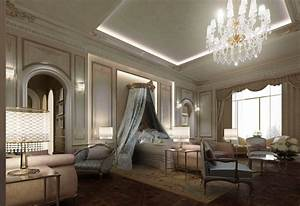 Exploring, Luxurious, Homes, French, Style, Bedroom, Design, By