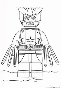 printable lego star wars coloring pages - lego wolverine coloring pages printable