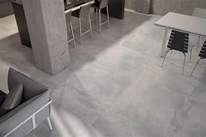 Fliesen Wohnzimmer Modern : beton modern wohnzimmer ~ Michelbontemps.com Haus und Dekorationen