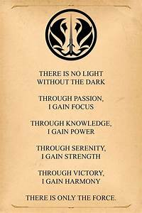 Jedi code, The grey and Grey on Pinterest