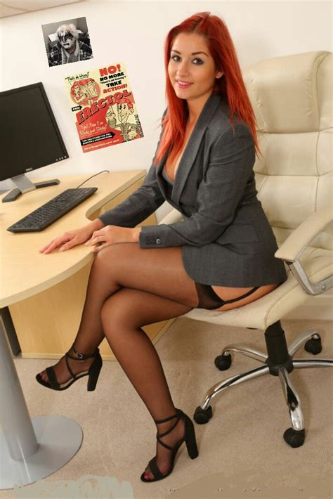 buero ladys images  pinterest beautiful legs