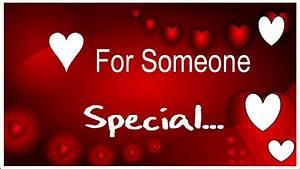Sweet message -... Love