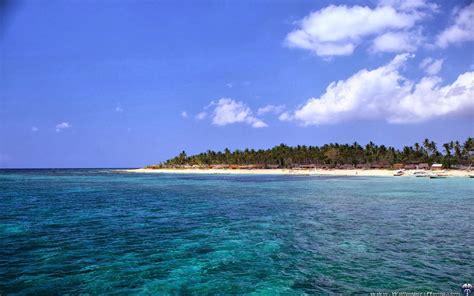 gambar wallpaper laptop pemandangan pantai foto  gambar