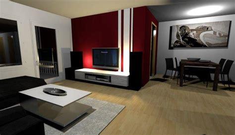 Wohnzimmer Wandgestaltung Braun by Wandgestaltung Streifen Braun Beige Wohnstube Wohndesign