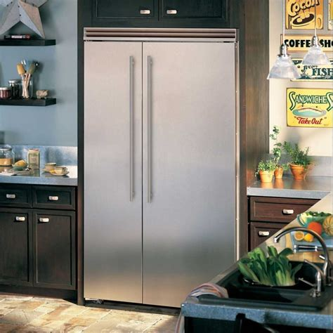 marvel mpssnp   built  side  side refrigerator  ion air purifier pizza box