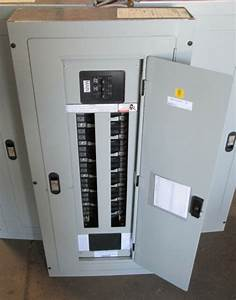 Buy X Siemens 100 Amp Main Breaker Panel 42 Circuits 208y