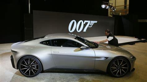 Jaguar C-x75 To Star Alongside Aston Martin Db10 In Bond Film