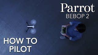 drone parrot bebop  site officiel parrot