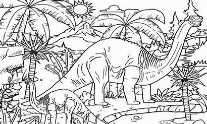 Gambar Mewarnai Coloring Untuk Pemandangan Dan Hewan