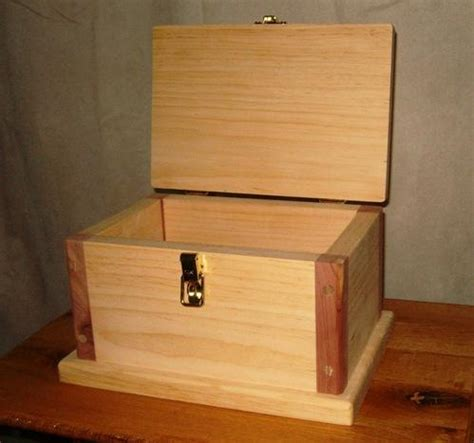 plans easy wood box plans  cabinet making