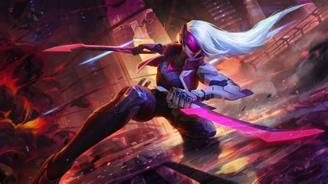 project katarina league  legends wallpapers hd wallpapers