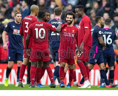 Premier League match between Liverpool FC and Crystal ...
