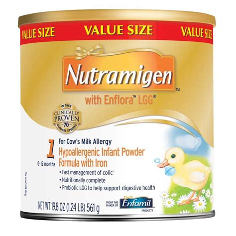 Amazon.com: Enfamil Gentlease Powder, 12.4 Oz (Packaging