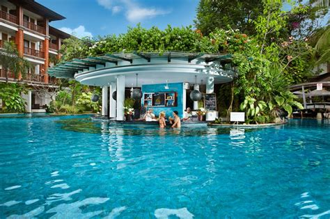 seruni sanken pool bar padma resort legian bali star