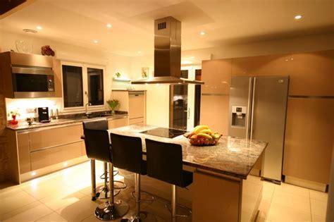 meuble cuisine central meuble ilot central cuisine ilot central bois moderne