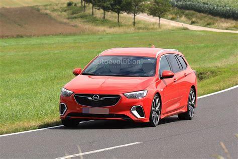 2018 Opel Insignia Gsi Sports Tourer 50 Images Hd Car