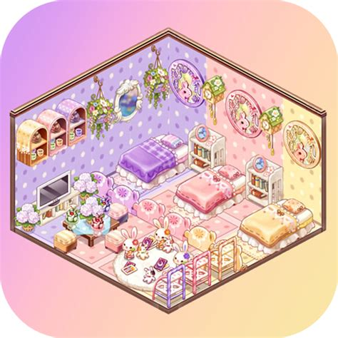 kawaii home design decor fashion game  apks mod