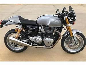 Thruxton R 1200 : dart flyscreen for triumph thruxton 1200r british legends ~ Medecine-chirurgie-esthetiques.com Avis de Voitures