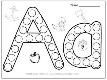 dot  alphabet letter sound recognition letter