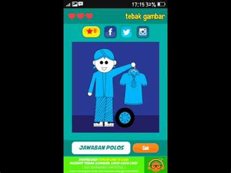 Seperti yang diketahui, game tebak gambar adalah salah satu game yang cukup banyak diunduh oleh para pengguna android. Kunci Jawaban Tebak Gambar Level 12 - YouTube