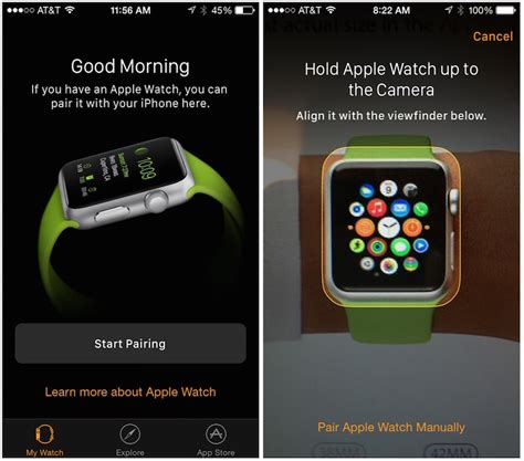pair my phone how to pair your iphone with your apple iwatch