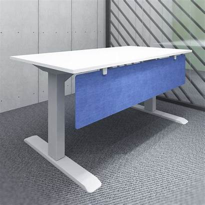 Panel Screen Acoustic Modesty Desk Privacy Screens