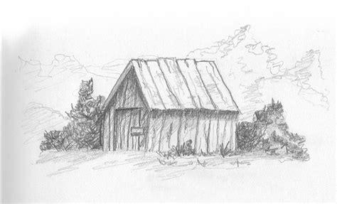comment dessiner une cabane cours de dessin