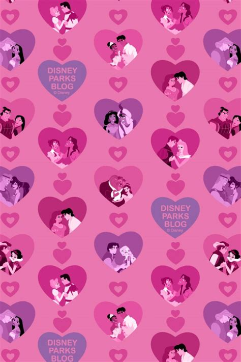 Disney Couples – Valentine's Day 2019 – iPhone/Android ...