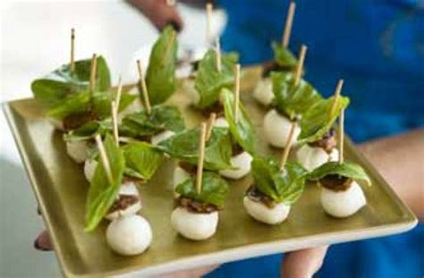 simple canapes savoury parmesan bites 50 and easy canapes easy