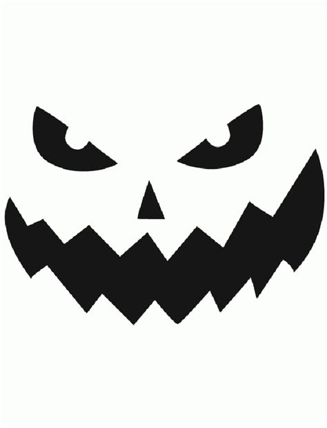 scary pumpkin templates pumpkin carving templates galore for your best o lanterns 100 templates at your service
