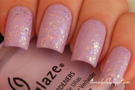 Light Pink Nail Designs 10