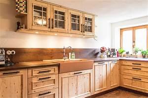 Küchenspiegel Aus Holz : schreinerei gartmeier eiche ger uchert ~ Michelbontemps.com Haus und Dekorationen